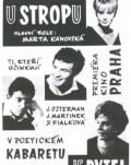 Fiction Tuesdays Meets OWR: Strop / The Ceiling / Tavanul + Pytel blech / A Bagful of Fleas / Un sac de purici One World Romania, ediția a 14-a