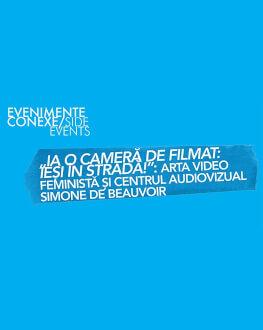 """""""IA O CAMERĂ DE FILMAT: IEȘI ÎN STRADĂ!"""" - ÎNTÂLNIRE CU NICOLE FERNÁNDEZ FERRER / """"TAKE A CAMERA: TAKE TO THE STREETS!"""" - MEETING NICOLE FERNÁNDEZ FERRER One World Romania, ediția a 14-a"""