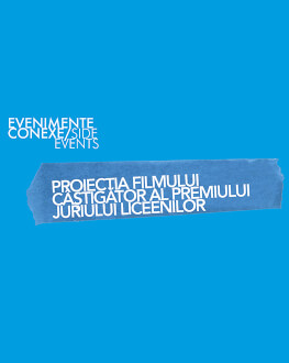 FILM SCREENING SPECIAL AWARD OF THE HIGHSCHOOL STUDENTS JURY - THERE WILL BE NO MORE NIGHT One World Romania, ediția a 14-a