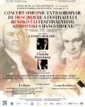 Concert simfonic extraordinar de  deschidere a festivalului ZILELE MUZICALE TÎRGUMUREŞENE EDIŢIA A L-A,13 - 27 mai 2021
