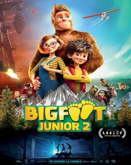 Bigfoot Family Monday, 12 July 2021 Cinema Profesor Ioan Manole