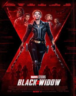 Black Widow Sunday, 11 July 2021 Cinema Patria