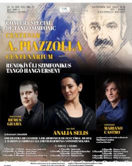 Concert special de tango simfonic