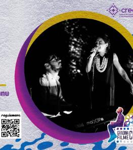 Corina Sîrghi & Cătălin Răducanu - Concert Friday, 16 July 2021 Grădina cu Filme
