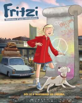 Fritzi - O poveste revoluționară Saturday, 24 July 2021 Gradina de vară Cinemascop