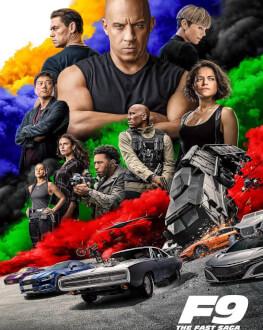 Fast and Furious 9 / Furios si Iute 9 Tuesday, 13 July 2021 Florin Piersic Cinema
