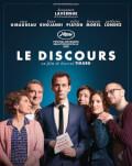 LE DISCOURS/DISCURSUL FESTIVALUL FILMULUI FRANCEZ 2021  - PANORAMA