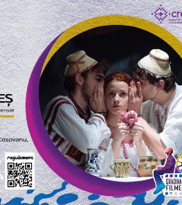 Mălăieș în Călcăieș - Spectacol de teatru IEsc – urban, contemporan @ Grădina cu Filme