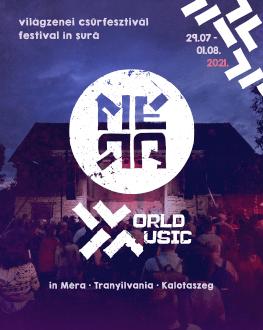 Mera World Music 1 August 2021 MÉRA, CLUJ/KOLOZS COUNTY, NO. 26, ROMANIA