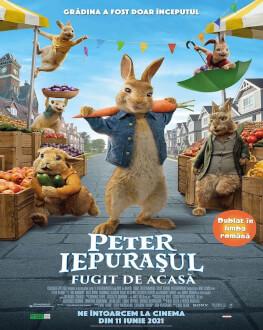 PETER RABBIT: THE RUNAWAY Peter Iepurasul: Fugit de acasa