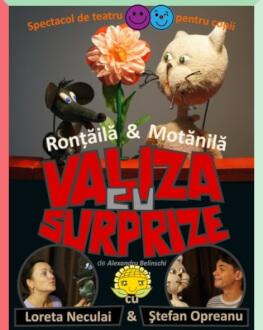 Ronțăila și Motănilă - Valiza cu surprize