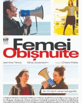 SIMPLE WOMEN / FEMEI OBIȘNUITE Thursday, 15 July 2021 Cinema Elvire Popesco