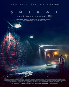 Spiral: From the Book of Saw Wednesday, 14 July 2021 Cinema Profesor Ioan Manole