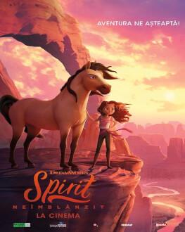 Spirit Untamed Tuesday, 13 July 2021 Cinema Mon Amour