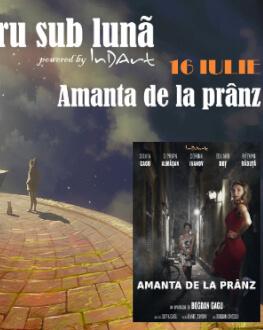 EXPOZITII + Amanta de la prânz Teatru sub luna #7