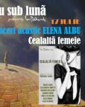 EXPOZIȚII + CONCERT ACUSTIC ELENA ALBU + Cealaltă femeie Teatru sub luna #7