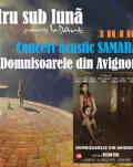 EXPOZIȚII + CONCERT ACUSTIC SAMARA & the band + Domnișoarele din Avignon + FOTBAL Teatru sub luna #7