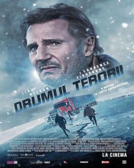 "The Ice Road Sunday, 11 July 2021 Cinema ""Ion Besoiu"", Sibiu - Sala Mare"