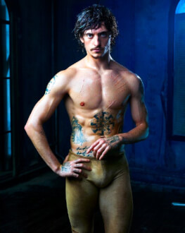 Dancer: Special Screening in the presence of Sergei Polunin Wednesday, 28 July 2021 Students' Cultural House