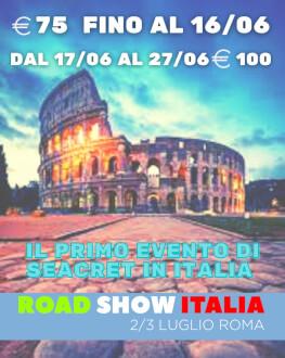 Road Show Italia