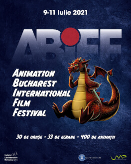 Noaptea Albă a Scurtmetrajului de Animație - ABIFF Shorts 2 Tomorrow, 10 July 2021 Cinema Muzeul Taranului - Studio H. Bernea