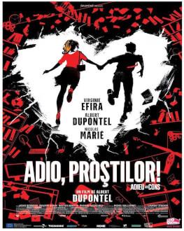 Adieu les cons Monday, 12 July 2021 Cinema Europa