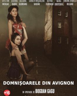 Domnișoarele din Avignon Sunday, 18 July 2021 Teatrul InDArt