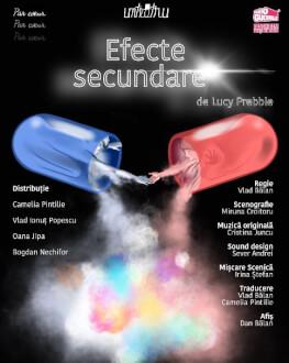 Efecte secundare Saturday, 24 July 2021 Grădina Casei Universitarilor