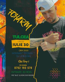 Concert F.CharmTulcea Invitați: Hoynar, Tecsan, DJ Jonatan