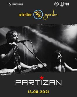 Partizan live @Atelier22garden