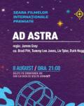 "Seara Filmelor Internaționale Premiate –  ""Ad Astra"""