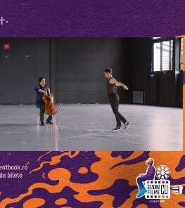 """Seara Filmului de Dans – """"Mitten"""": Anne Teresa De Keersmaeker / Rosas Tuesday, 13 July 2021 Grădina cu Filme"""