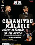 Caramitru – Mălăele, câte-n lună și în stele cu participarea violoncelistului Adrian Naidin