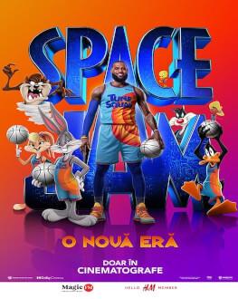 "Space Jam: A New Legacy Thursday, 15 July 2021 Cinema ""Ion Besoiu"", Sibiu - Sala Mare"