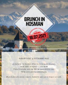 The Hosman Affair Sunday, 18 July 2021 Cetatea din Hosman, jud. Sibiu