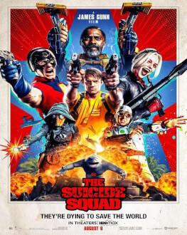 The Suicide Squad Brigada sinucigașilor: Misiune ucigașă
