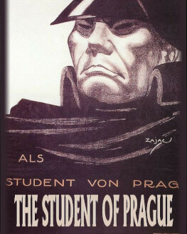 Ciné-concert: The Student of Prague, with Irina Margareta Nistor & CelloFun Silent film screening with live sound design and readings from Alfred de Musset