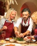 Film Food: The Food Club Dinner @Da Pino by chef Sergiu Giulean and chef Genna Marco