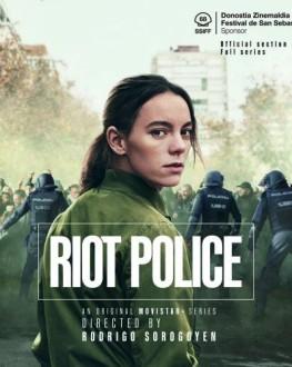 Riot Police Marathon screening with 2 15 minutes breaks