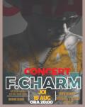 Concert F.Charm Arad Invitați: Hoynar, Tecsan, Picaso