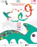 Abonament Sambata 18.09 Festivalul Național de Improvizație !MPRO 9