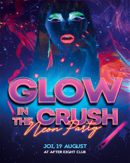Glow in the CRUSH   Neon Party