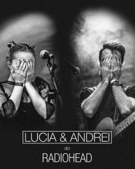 Lucia & Andrei Zamfir playing Radiohead