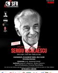 Film documentar Sergiu Nicolaescu – Premieră Națională SERILE FILMULUI ROMÂNESC (SFR), ediția a 12-a