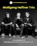 "Wolfgang Haffner Trio la Jazz Fan Rising ""Haffner plays Haffner"" / în premieră în România"