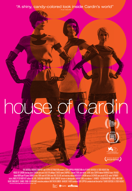 House of Cardin Bucharest Fashion Film Festival 2021