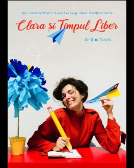 Clara și timpul liber Bucharest Fringe 11