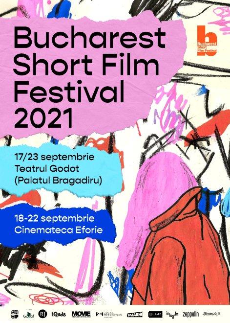 Abonament 5 zile Cinemateca Eforie Bucharest Short Film Festival 2021