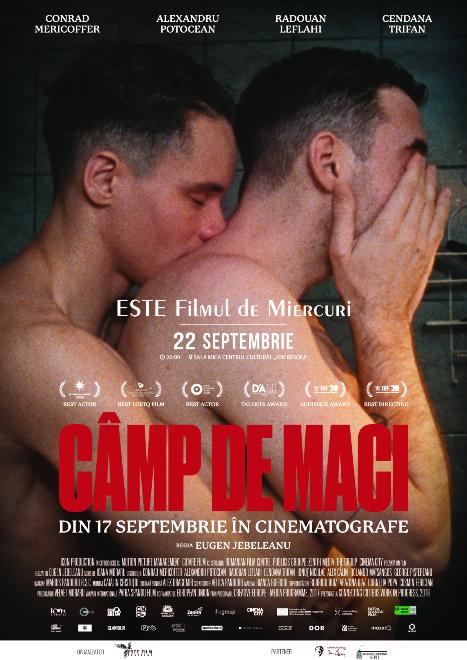 CÂMP DE MACI ESTE FILMUL DE MIERCURI