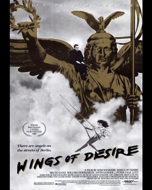 Der Himmel über Berlin / Wings of Desire / Cerul deasupra Berlinului [clasicARTA] [Focus Wim Wenders]